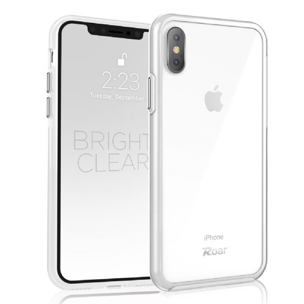 Galaxy S9+ CASE BRIGHT CLEAR