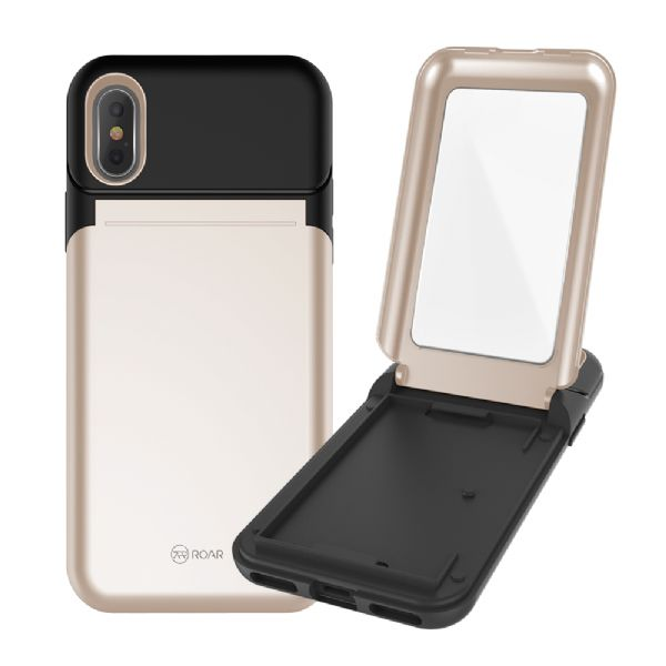 Galaxy S9+ CASE LOVELY MIRROR BUMPER