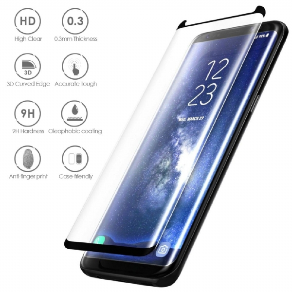 Galaxy Note 8 CURVED GLASS